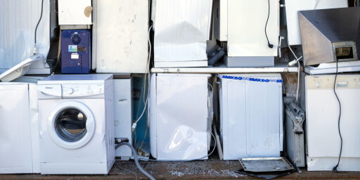 image: Elkjøp vil stanse tyveri av elavfall – innfører 24 timers overvåking