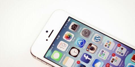 image: Apple ber iPhone 5-eiere oppdatere
