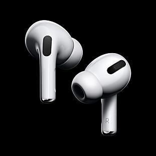 ENDELIG: Apples trådløse ørepropper kommer endelig med utskiftbare silikonplugger. Foto: Apple
