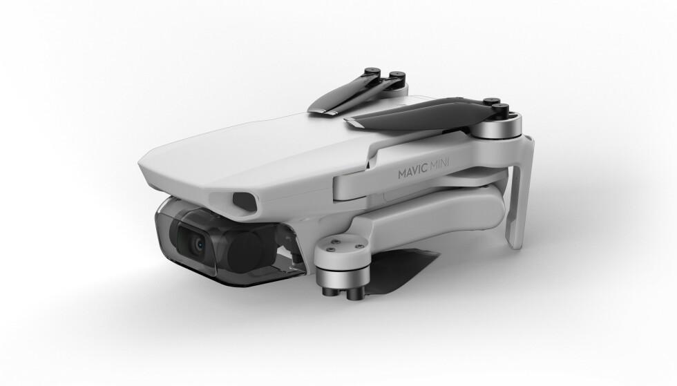 Den minste DJI-drona til nå