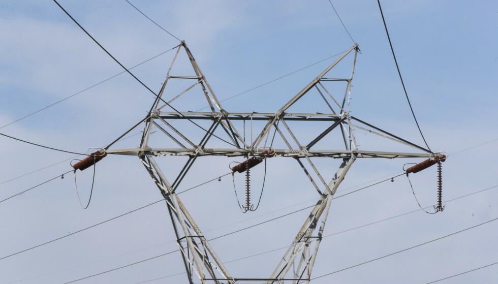 ØKER: En svekket krone gir høyere strømpriser, ifølge Ishavskraft. Foto: Terje Pedersen NTB scanpix.