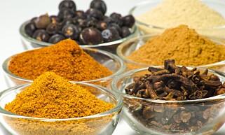 TØRT: Når fukten tas bort fra krydderet, blir vekta nødvendigvis mye lavere. Da blir gjerne kilosprisen høy, ifølge Carl Platou Ellingsen. Foto: Pixaby