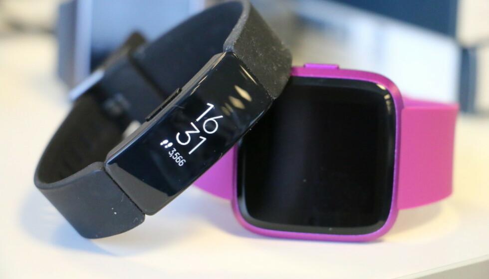 KJØPT OPP: Google legger rundt to milliarder dollar på bordet for Fitbit. Foto: Kirsti Østvang