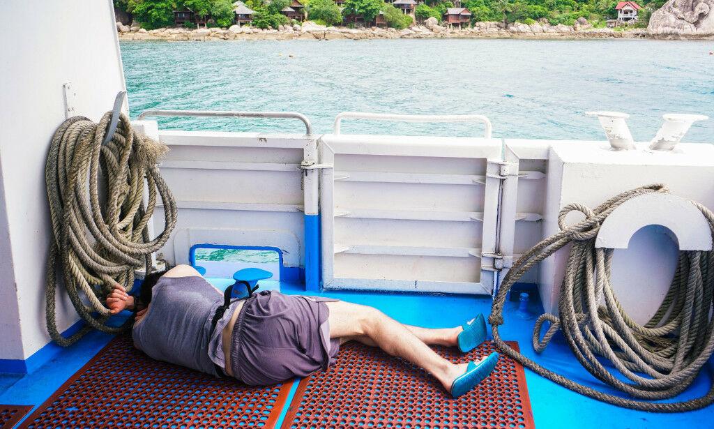 image: Syk på ferie? Sikre deg sykemelding før hjemreisen