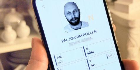 image: Kan det digitale førerkortet brukes som legitimasjon?