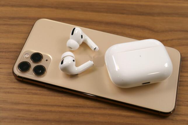image: De perfekte trådløse øreproppene for iPhone