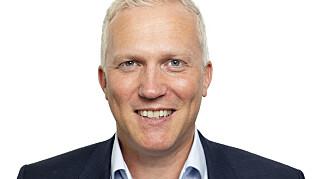- ALT FOR MYE: Kommunikasjonssjef Georg Richvoldsen i Codan Forsikring mener det er urovekkende at hele tre prosent har «fyllekjørt» det siste året. Foto: Codan