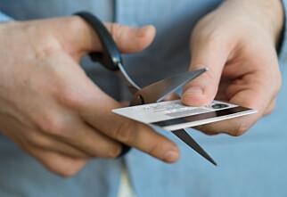 Slik kvitter du deg med kredittkortene