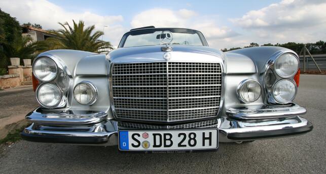 MEKTIG: Ikke rart bilen var en favoritt blant statsledere og Hollywood-kjendiser. Foto: Lord Arnstein Landsem