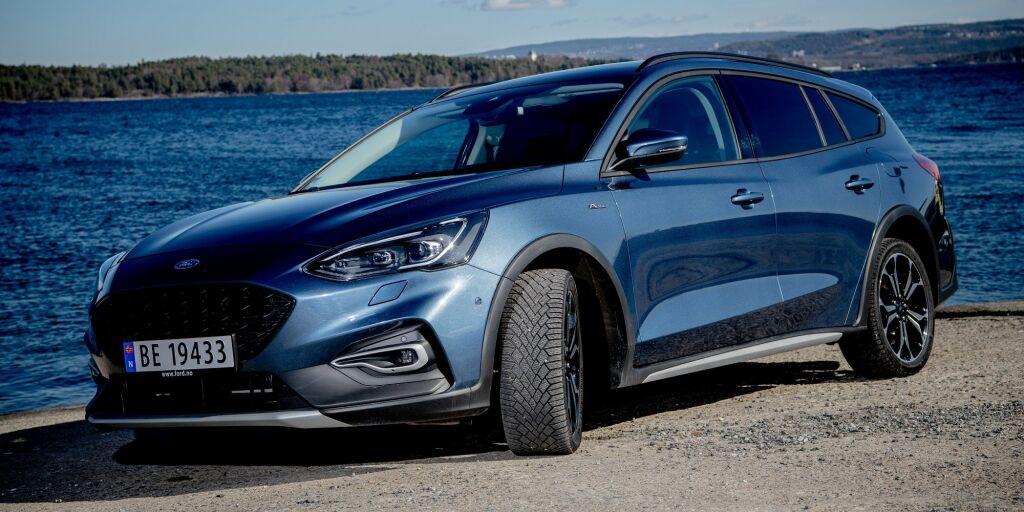 image: Testrapport: Ford Focus stasjonsvogn