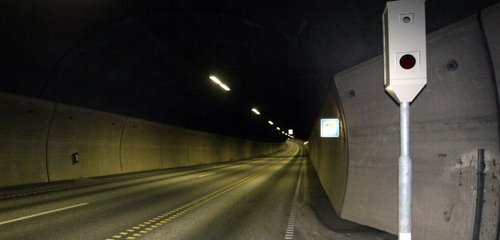 image: Bilister spekulerer i å kjøre for fort: -Trafikkfarlig