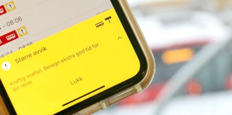image: Få penger tilbake ved forsinkelser på buss, tog og bane