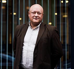 Jorge Jensen, fagdirektør for finans i Forbrukerrådet.