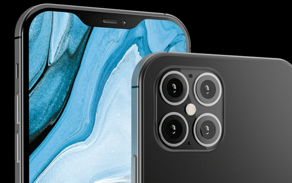 ENDA ET KAMERA: Neste års iPhone-modeller og den kommende iPad Pro-utgaven kan være Apples neste steg inn i utvidet virkelighet. Foto: Phonearena.com