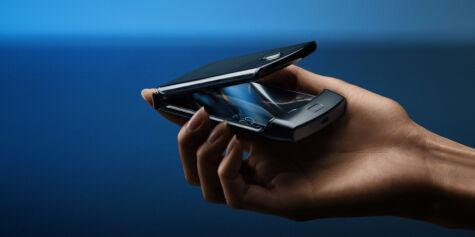 image: Klapptelefonen er tilbake!