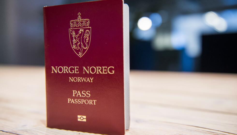 RASKERE LEVERING? Dersom forslaget blir vedtatt, kan det komme en egen hasteprosedyre for bestilling av pass, som i beste fall kan gjøre nødpasset overflødig. Foto: Jon Olav Nesvold / NTB scanpix