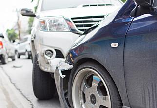30.000 kjøretøy er uten lovpålagt forsikring