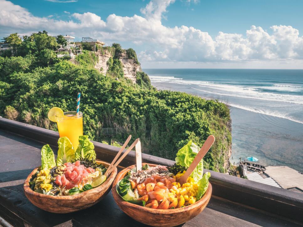 MEST FOR PENGENE: Bali i Indonesia er landet du bør reise til om du ønsker mest for pengene på destinasjonen, ifølge en prisindeks på hva det koster å spise og drikke på feriemålet. Vietnam er nest billigst. Foto: Shutterstock/NTB scanpix