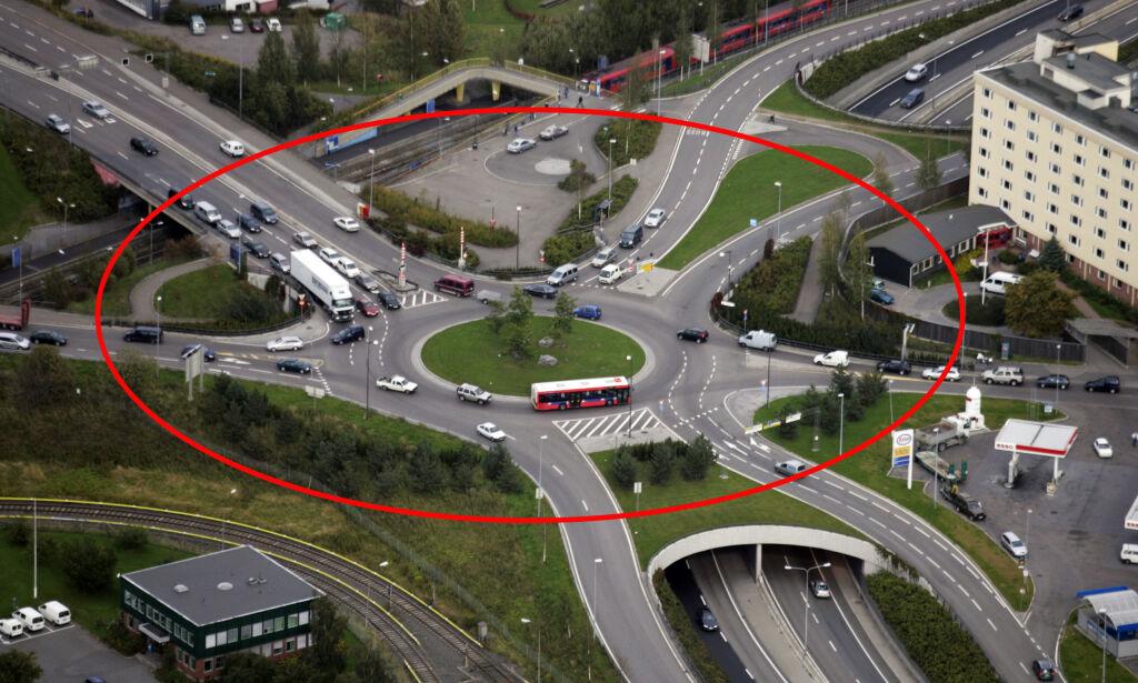 image: Norges verste rundkjøring