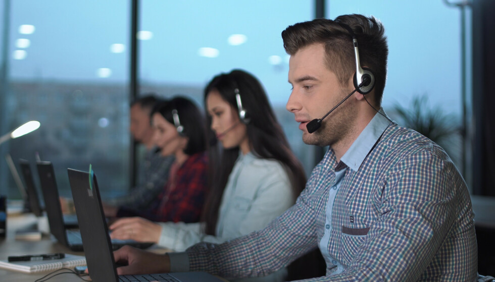 MANGE KLAGER: I fjor fikk Forbrukertilsynet over 1500 klager på telefonsalg, og ut fra disse henvendelsene ser tilsynet et gjennomgående problem med at direkte reservasjoner ikke blir respektert. Illustrasjonsfoto: Shutterstock/NTB Scanpix.