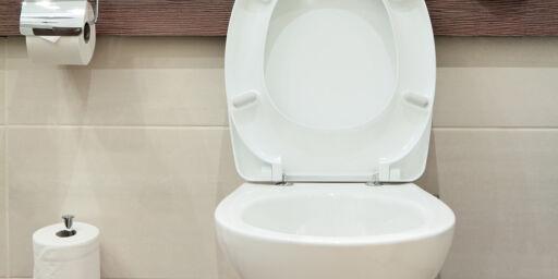 image: Belegg skal hindre at avføring fester seg i skåla