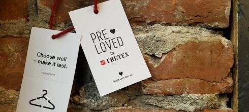 Fretex vil dele salgssummen med deg
