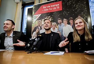 SV vil fjerne Boligsparing for ungdom (BSU)