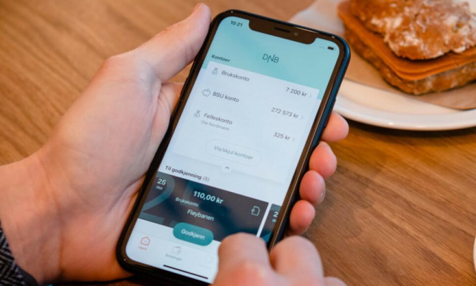 SPARING MED SKATTEFORDEL: Du får skattefradrag på beløpet du setter inn på BSU-kontoen, men da må du passe på at det rekker å registreres i banksystemet før 2019 er omme. Foto: DNB.