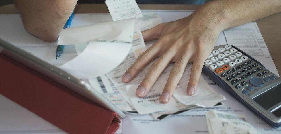 image: Betal kredittregningen i tide