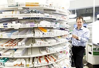 Medisiner billigere i Norge enn i mange andre land