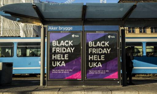 image: Black week-handel: Sjekk din kommune