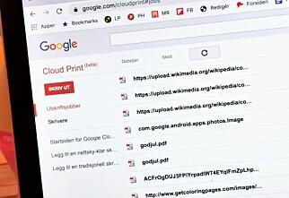 Om ett år stenger Google nok en tjeneste