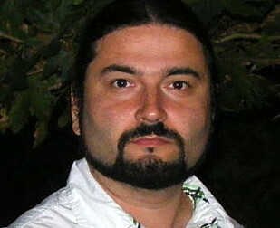 EDDERKOPP-EKSPERT: Dimitar Dimitrov, professor ved Universitetet i Bergen. Foto: UIB.