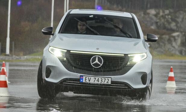 Mercedes-Benz EQC. Foto: Jamieson Pothecary