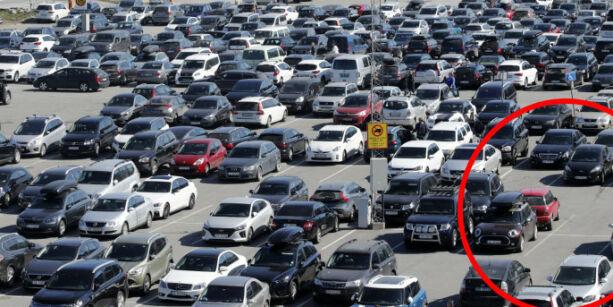 image: Løsningen som sikrer parkeringsplass