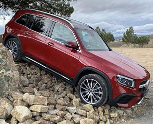 image: Mercedes' mest brukbare SUV