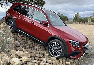 Mercedes' mest brukbare SUV