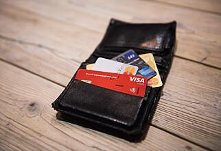 Finn fornuftig kredittramme