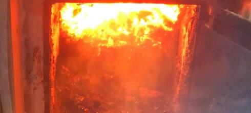 Fyringstabbene som kan forårsake brann