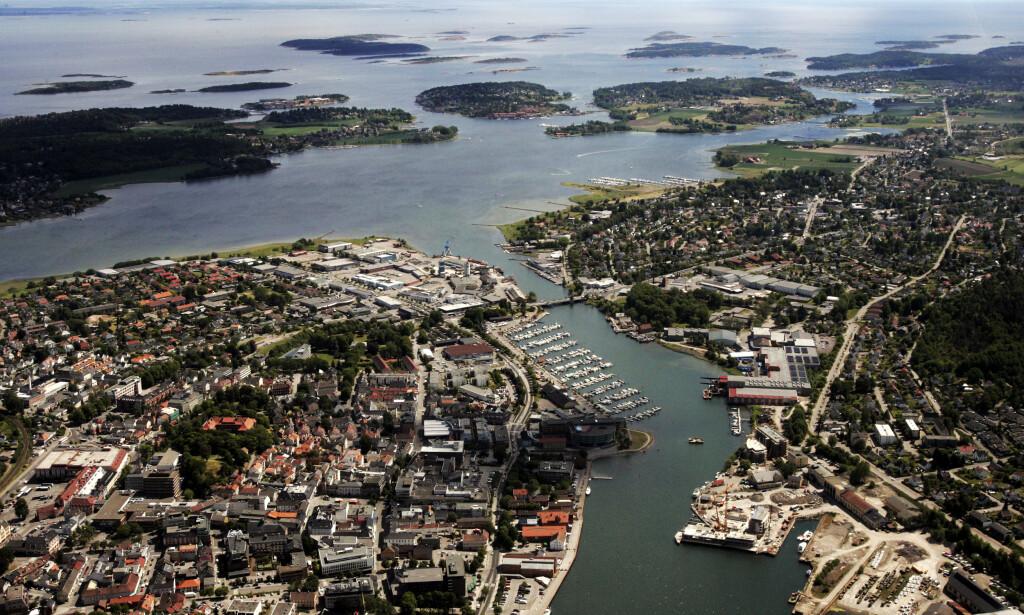 VEKST: Sterkest sesongkorrigert prisutvikling i november hadde Follo og Tønsberg med en oppgang 0,8 prosent. Foto: Tor Richardsen/NTB Scanpix.
