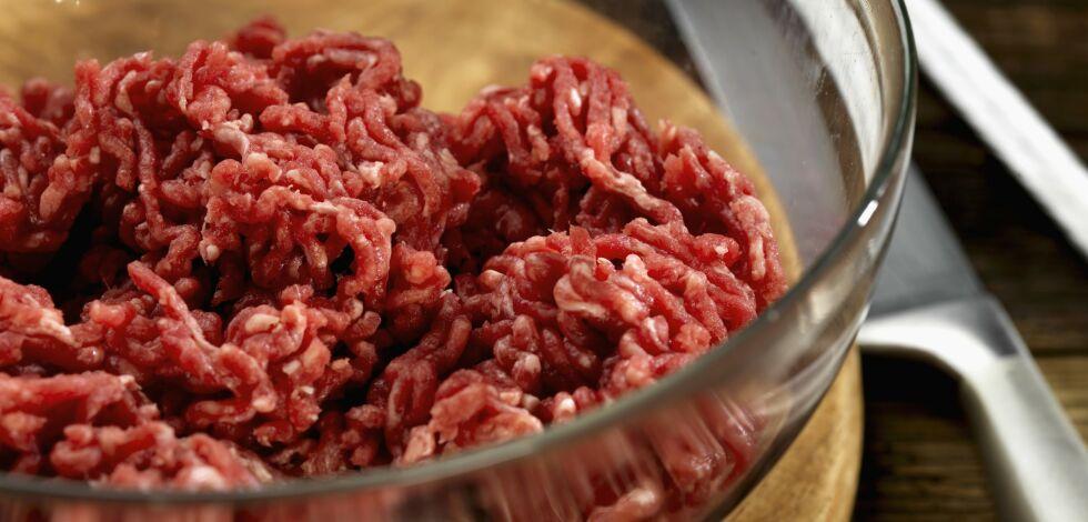 image: Friskmelder norsk kjøttdeig