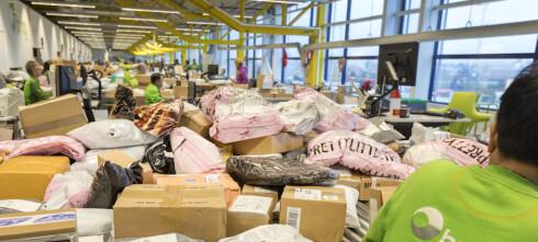 Posten redd folk ikke vil hente pakker når nye momsregler trer i kraft