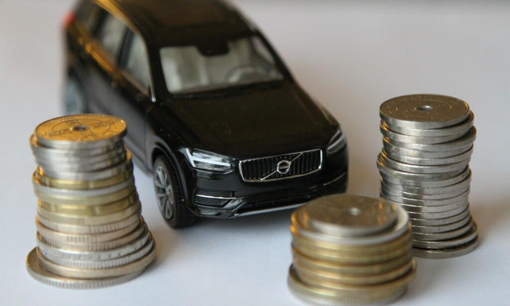 VANLIGE FAMILIEBILER: Noen biler får en kraftig avgiftsøkning, noen får et avgiftskutt, men for de fleste vanligste familiebilene er endringene bare på noen tusenlapper. Foto: Rune Korsvoll