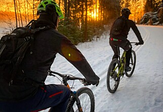 9 tips for tryggere vintersykling
