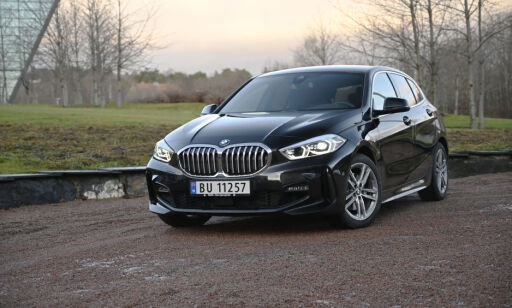 image: TEST: Minste BMW leverer