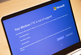 Nå haster det å oppgradere fra Windows 7