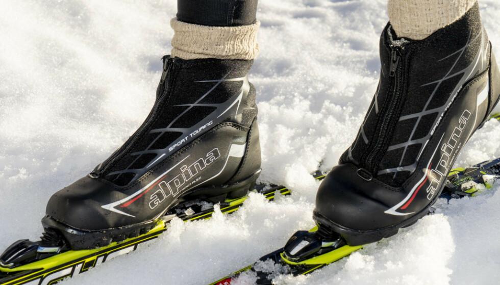 BEST I TEST: Alpina Sport Touring. Foto: Per Ervland
