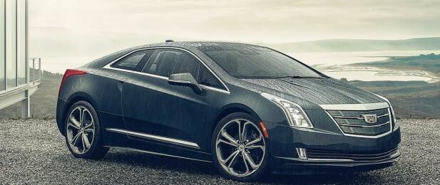 UTE I KULDEN: Cadillacs eneste elektrifiserte forsøk i moderne tid ble en dundrende fiasko. Foto: Cadillac.