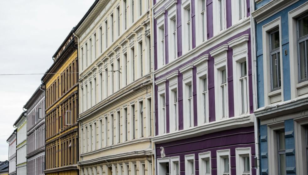 DYREST: Det er dyrest å leie bolig i Oslo og Bærum, ifølge leiemarkedsundersøkelsen til SSB. Foto: NTB scanpix