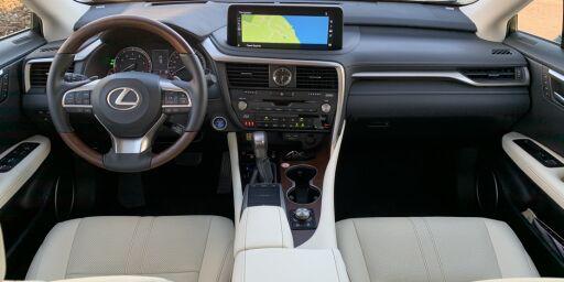 image: Raffinert direktør-SUV i test